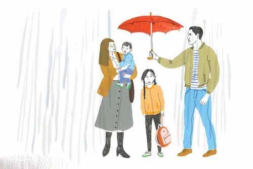 مشاوره طلاق و نحوه صحیح اطلاع موضوع جدایی و طلاق به فرزندادن