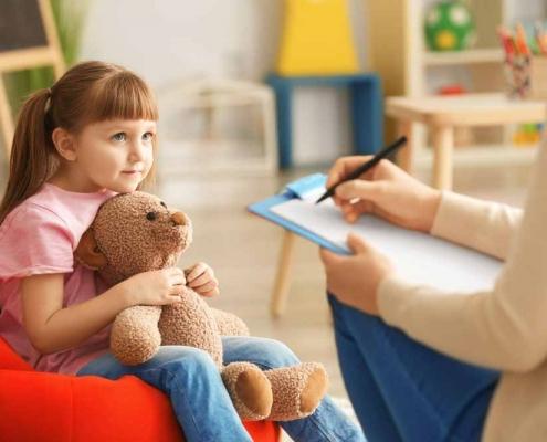 مشاوره ی کودکان در کرج