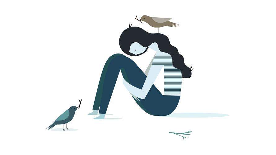 مشاوره افسردگی در کرج