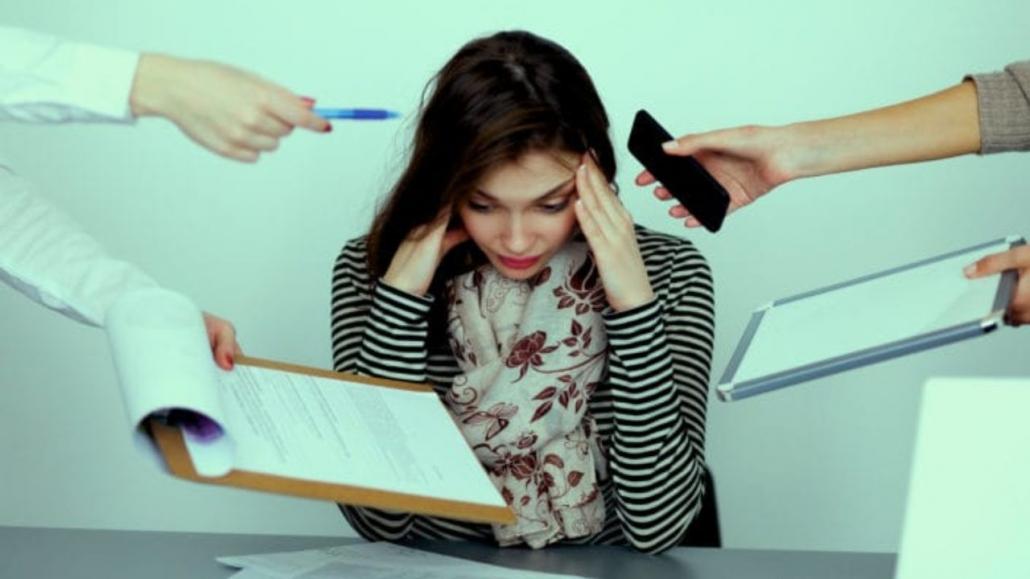 راه های کاهش استرس دانش آموزان