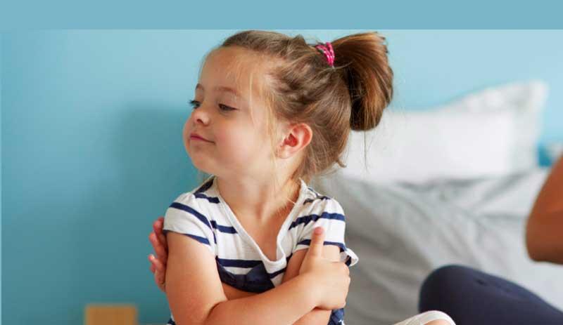 ناسازگاری کودک 7 ساله