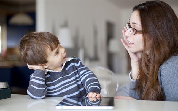 مشاوره رفتار با کودکان